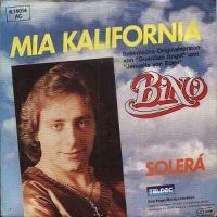 Cover Bino - Mia Kalifornia