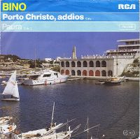Cover Bino - Porto Christo, addios