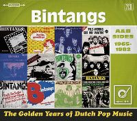 Cover Bintangs - The Golden Years Of Dutch Pop Music