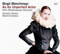 Cover Birgit Minichmayr - As An Unperfect Actor