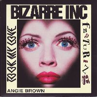 Cover Bizarre Inc feat. Angie Brown - Took My Love