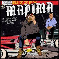 Cover Bizzey feat. Kevin, LouiVos & Yung Felix - Mapima