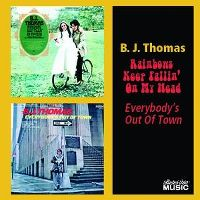 Cover B.J. Thomas - Raindrops Keep Fallin' On My Head / Everybody's Out Of Town