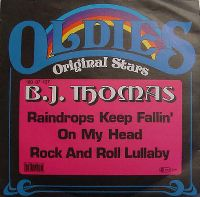 Cover B.J. Thomas - Raindrops Keep Fallin' On My Head