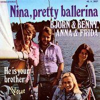 Cover Björn & Benny, Anna & Frida - Nina, Pretty Ballerina