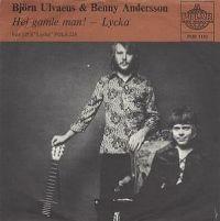 Cover Björn Ulvaeus & Benny Andersson - Hej gamle man!