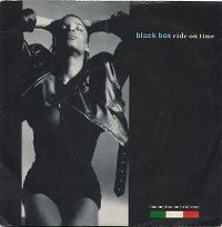 Cover Black Box - Ride On Time