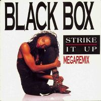 Cover Black Box - Strike It Up