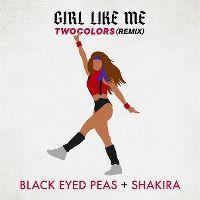 Cover Black Eyed Peas x Shakira - Girl Like Me