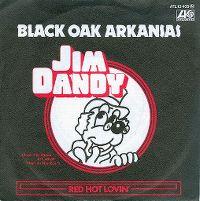 Cover Black Oak Arkansas - Jim Dandy