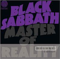 Cover Black Sabbath - Master Of Reality
