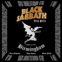 Cover Black Sabbath - The End - Birmingham