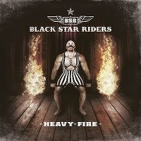Cover Black Star Riders - Heavy Fire