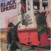 Cover Black Uhuru - The Great Train Robbery
