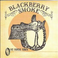 Cover Blackberry Smoke - One Horse Town