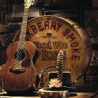 Cover Blackberry Smoke - Wood, Wire & Roses