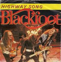 Cover Blackfoot - Highway Song