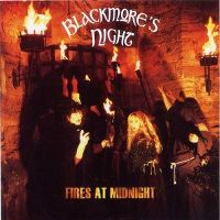 Cover Blackmore's Night - Fires At Midnight