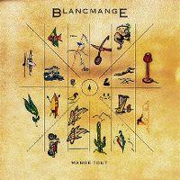 Cover Blancmange - Mange tout