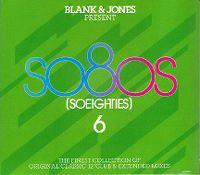 Cover Blank & Jones - So80s (SoEighties) 6