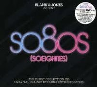 Cover Blank & Jones - So80s (SoEighties)