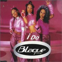 Cover Blaque Ivory - I Do