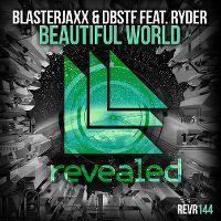 Cover Blasterjaxx & DBSTF feat. Ryder - Beautiful World
