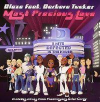 Cover Blaze feat. Barbara Tucker - Most Precious Love 2006