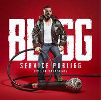 Cover Bligg - Service Publigg - Live im Volkshaus
