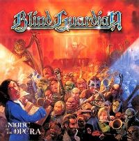 Cover Blind Guardian - A Night At The Opera