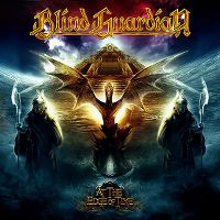 Cover Blind Guardian - At The Edge Of Time