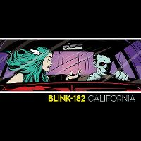 Cover Blink-182 - California