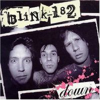 Cover Blink 182 - Down