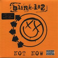 Cover Blink 182 - Not Now