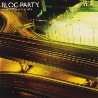 Cover Bloc Party - A Weekend In The City