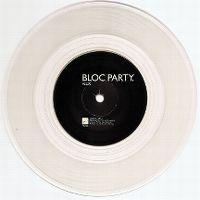 Cover Bloc Party - Flux