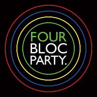 Cover Bloc Party - Four