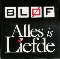 Cover Bløf - Alles is liefde