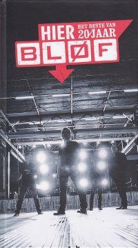 Cover Bløf - Hier - Het beste van 20 jaar Bløf