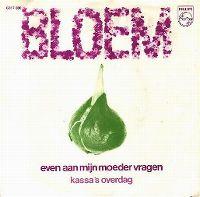 Cover Bloem - Even aan mijn moeder vragen