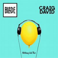 Cover Blonde / Craig David - Nothing Like This