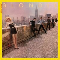 Cover Blondie - Autoamerican