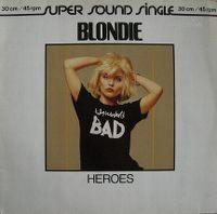 Cover Blondie - Heroes