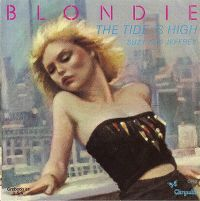 Cover Blondie - The Tide Is High