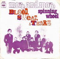 Cover Blood, Sweat & Tears - More And More