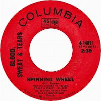 Cover Blood, Sweat & Tears - Spinning Wheel