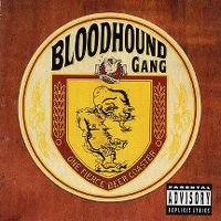 Cover Bloodhound Gang - One Fierce Beer Coaster