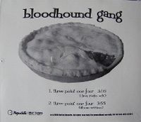 Cover Bloodhound Gang - Three Point One Four