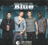 Cover Blue - Curtain Falls