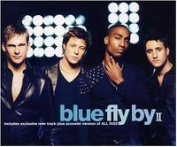 Cover Blue - Fly By II